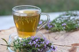 هل جربت شاي الزعتر من قبل؟